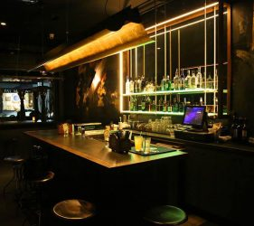 SIDECAR | THE BELMONT'S PRIVATE EVENT SPACE